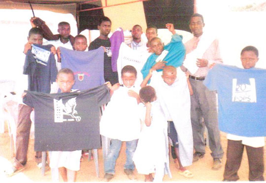 SOLM Church Accra, Ghana West African Outreach.
