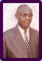 Apostle Bertram Agbanusi — Director